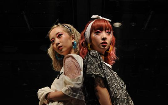 【ハラコレ'16】SHOW REPORT / Aymmy、jouetie、E hyphen world gallery MANIA