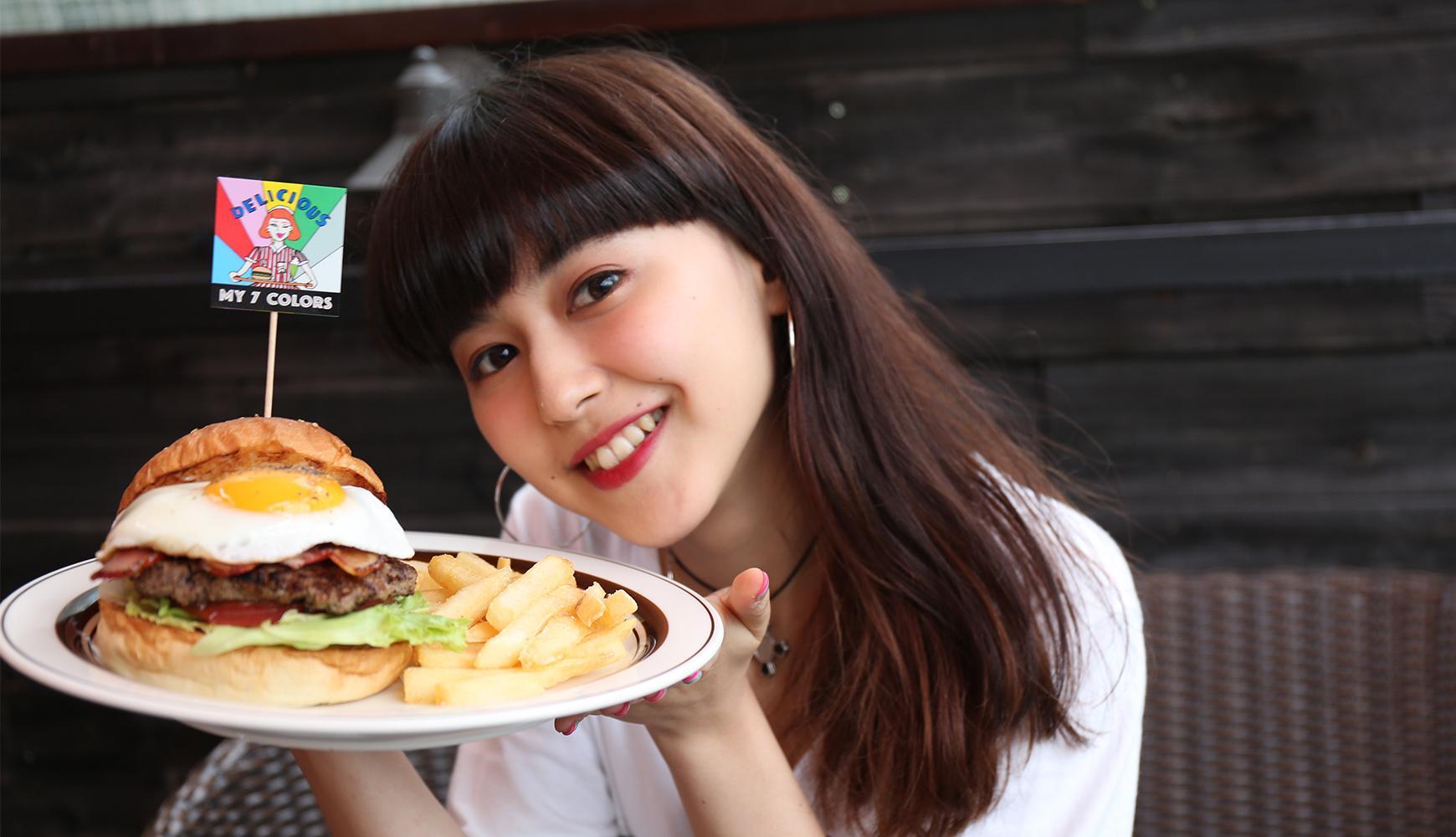 「cafe Hohokam(カフェ ホホカム)」の瀬戸あゆみコラボメニューをモデル・菅沼ゆりがレポート!