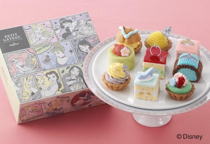 銀座コージーコーナー ディズニー プリンセス ケーキ