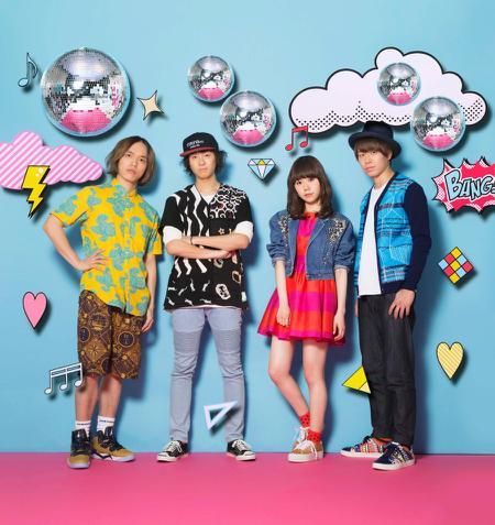 Shiggy Jr.、新曲「恋したらベイベー -EP」5月25日発売! おしゃれなイラストジャケットに注目