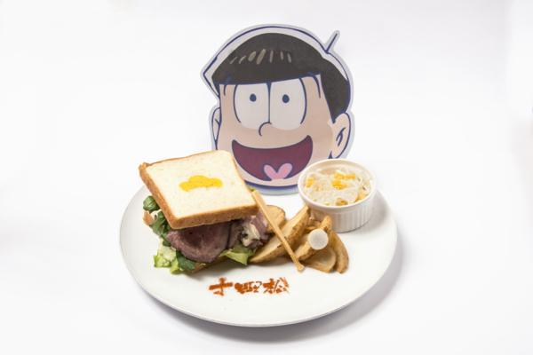 「おそ松さんカフェ」が名古屋に初上陸! 大阪にはリターンズ開催