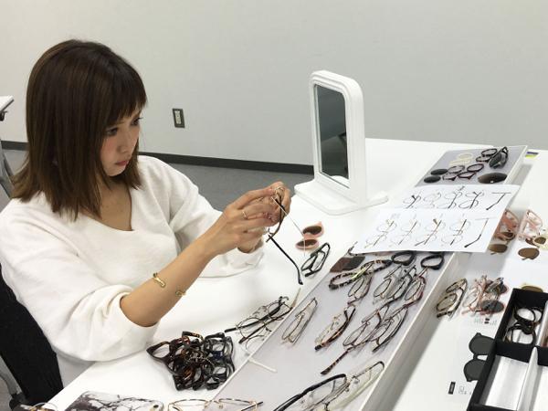 田中里奈×Zoffコラボコレクション第2弾が7月より発売!