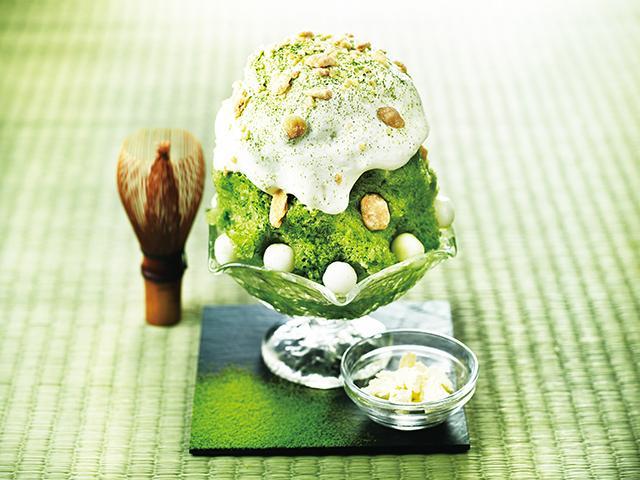 パブロ初のかき氷! 宇治抹茶チーズタルトをイメージした新商品を限定発売