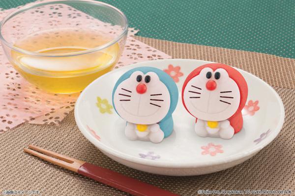 四次元ポケットまで美味しく食べられる! 「ドラえもん」の和菓子が発売中