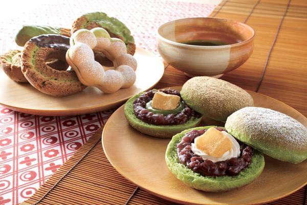 ミスドから「和ドーナツ」が登場! 「わらびもちサンド」など和素材を使ったドーナツがラインナップ