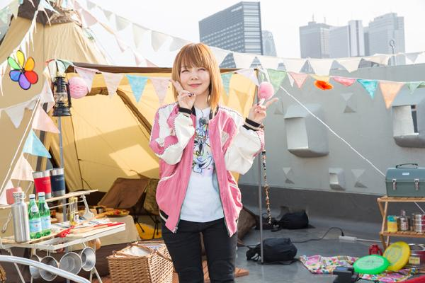 aikoが都会のど真ん中で屋上キャンプ!?  スペシャTVでaiko特番がオンエア!