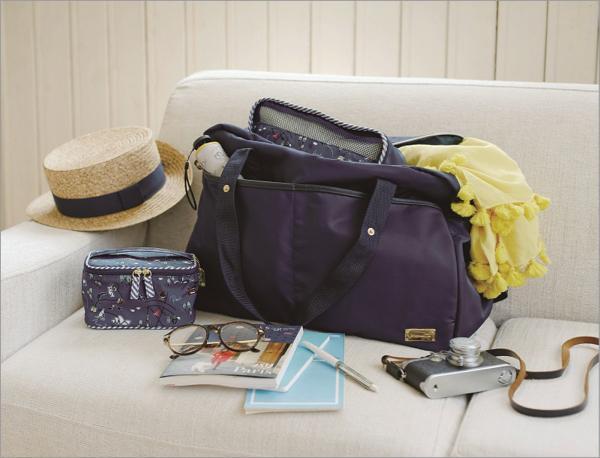 女子旅の必須アイテム!?  Afternoon tea×人気ガイドブック「ことりっぷ」の コラボレーションバッグが登場