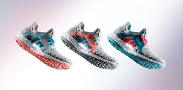 アディダスの「mi adidas」で 自分だけの1足をカスタマイズ! 女性専用ランニングシューズ 「PureBOOST X」も初登場