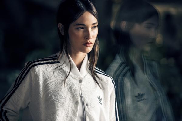 adidas Originalsのアパレルコレクションadicolorのラグジュアリーラインadicolor DeluxeをROSE BUDで先行発売!
