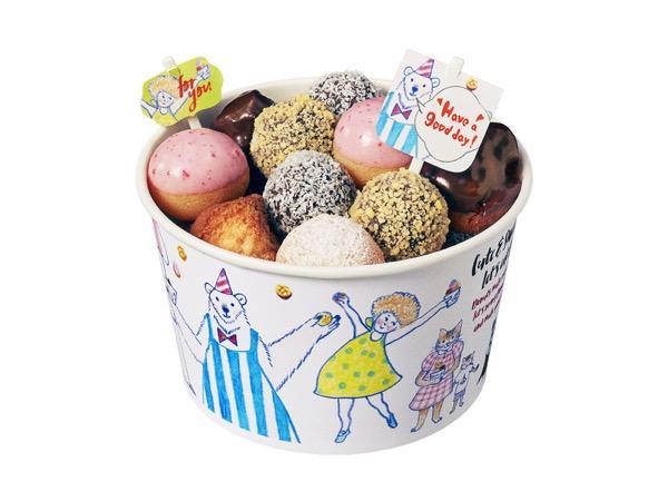 いろんな味がひと口だけドーナッツを食べられる♡ ミスタードーナツから「ドーナツポップ」が発売!