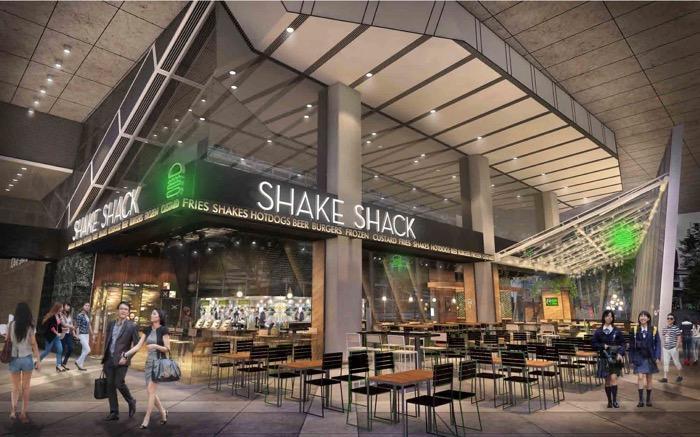 並んででも食べたい! NY発の大人気ハンバーガーレストラン「シェイク シャック」の日本3号店がオープン