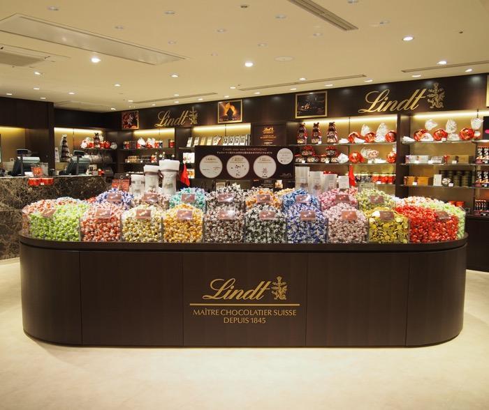 スイス発のチョコレートブランド「リンツ」が有楽町に新店舗オープン!