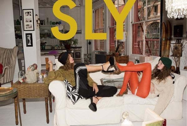 SLYが描く「ニュー・ヴィンテージ」な世界に一目惚れ♡ 秋冬シーズンのヴィジュアル公開