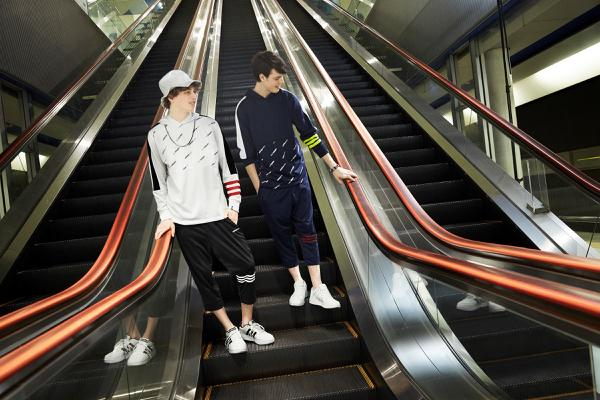 2016年秋冬のテーマは「レトロスポーツ」! 「adidas neo」からデイリーに使える カジュアルウエアが続々リリース