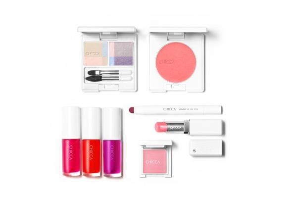 注目コスメブランド「CHICCA」からポップなカラーで表情彩るオータムコレクション到着!
