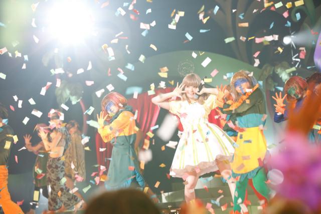 きゃりーぱみゅぱみゅ、日本武道館でワールドツアー千秋楽! ニューシングルの発売も決定