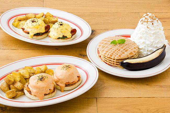 Eggs 'n Thingsの秋は「キャラメル&ハニー」尽くし! 人気のパンケーキから期間限定メニューなど登場