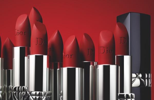 マットな赤リップに一目惚れ♡ ディオールの新リップ「ルージュ ディオール」が9月2日より発売!
