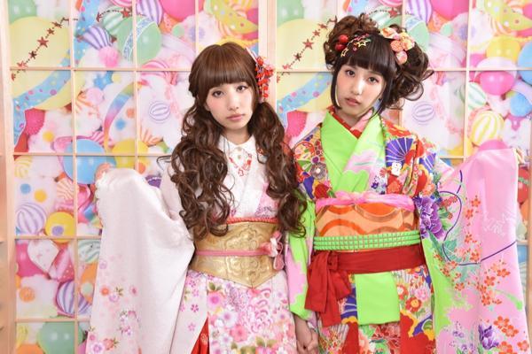 原宿で着物体験! 記念撮影も出来る「もしもし着物サロン Produced by 夢乃屋 -YUMENOYA-」オープン
