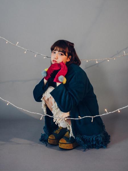 村田倫子 × merry jennyコラボレーションアイテムが発売決定!
