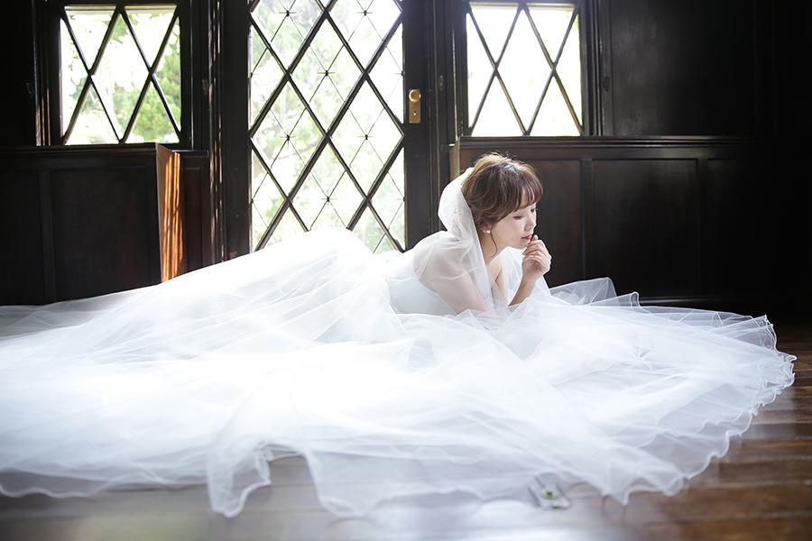 田中里奈プロデュース!ウェディングドレスのお披露目&トークショーを原宿で開催