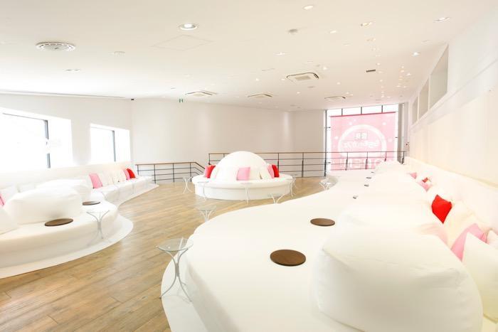 「雪見もちもちカフェ」が表参道・梅田に9月13日から期間限定オープン!