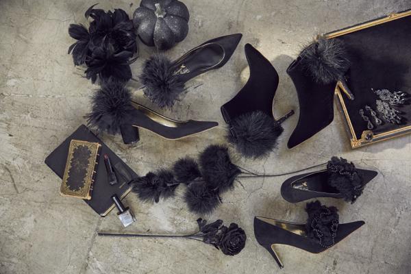 魔法をかけたような特別な魅力を引き出すシューズ♥ RANDAのハロウィンコレクションに注目!