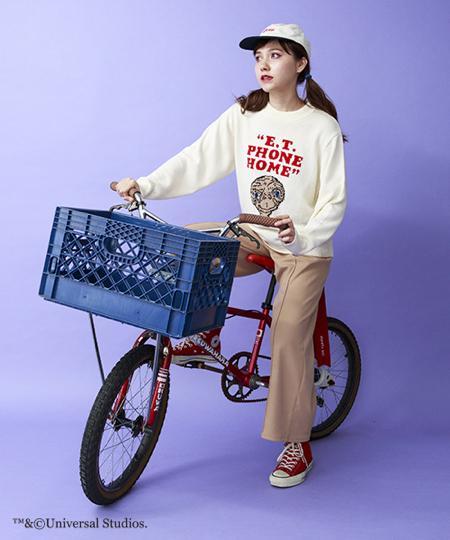 Aymmyと映画「E.T.」がコラボ! おしゃれで可愛いスペシャルアイテムが登場