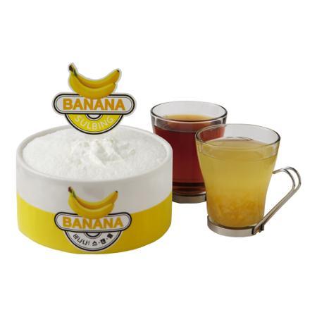 「ソルビン」から冬に食べるかき氷「バナナケーキソルビン」発売
