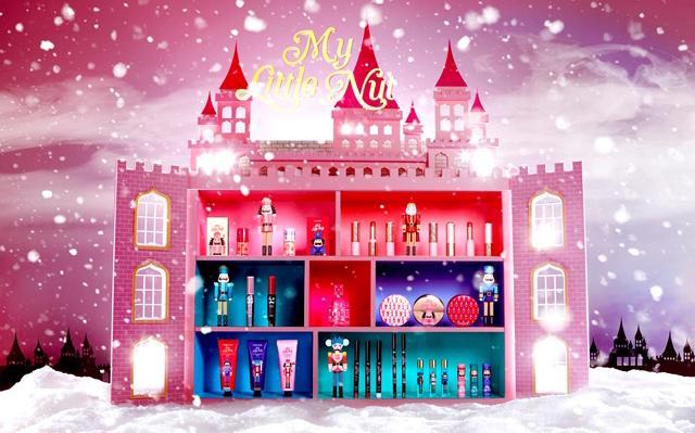 ETUDE HOUSEのクリスマスは、くるみ割り人形と過ごす♪ My Little Nut Collectionが11月8日発売!