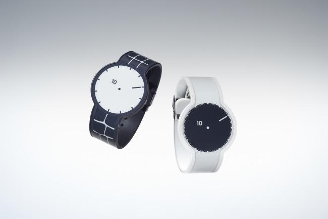 柄が変わる腕時計MoMA Design StoreのFES Watchに新色ホワイトが登場!