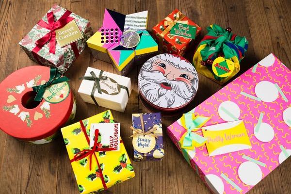 聖なる夜のバスタイムを盛り上げる!? ハンドメイドコスメショップ「LUSH」からクリスマス限定ギフトが到着!