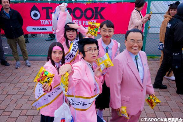 「新しい学校のリーダーズ」がT-SCOOPに出演! 井脇ノブ子氏と共演