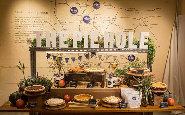 LA人気No.1を誇る「Pie Hole」が新宿ルミネに日本初上陸!
