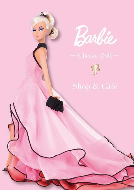 ホリデーシーズンの女子会にも。「バービー」の世界観を体験できるカフェ「Barbie Classic Doll Shop & Cafe」が表参道に期間限定で新登場!