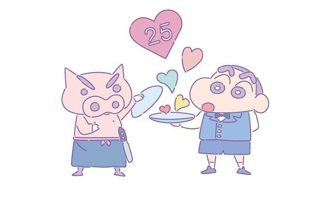 クレヨンしんちゃんコラボカフェ「ビストロ オラマチ」と「ビストロ オラマチ オフィシャルショップ」が大阪、名古屋にやってくる!