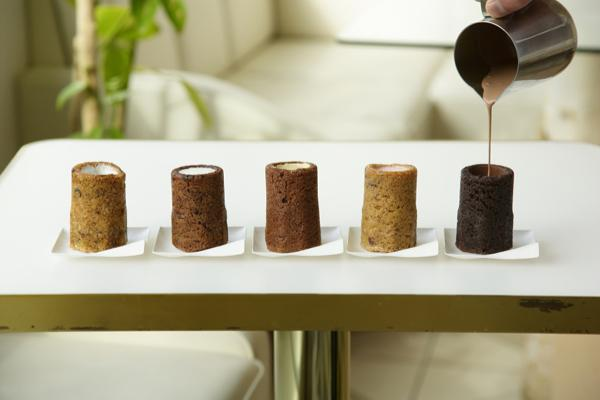 DOMINIQUE ANSEL BAKERYがチョコの祭典に出店! 人気のクッキーショットに新作が登場