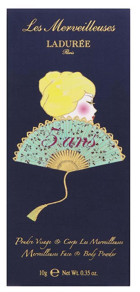 Les Merveilleuses LADURÉEの春のコレクションでおめかし 5周年記念アイテムにも注目!
