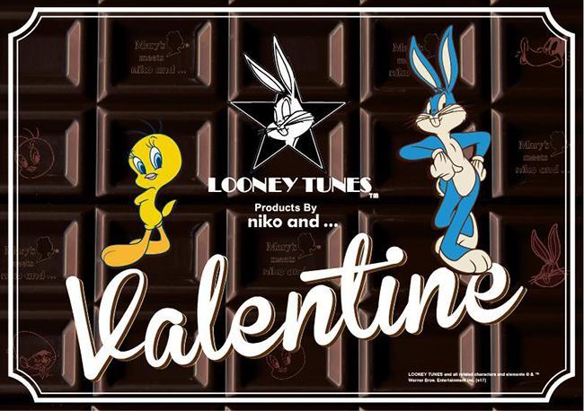 ニコアンドがルーニー・テューンズとコラボ! メリーチョコレートとのトリプルコラボチョコレートも登場