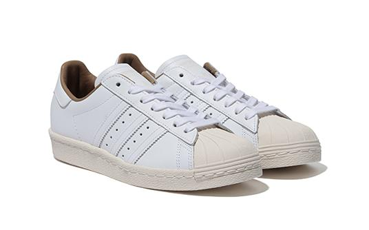 adidas OriginalsがÉDIFICE、IÉNAと共同開発! Superstar 80sが2月18日から先行販売