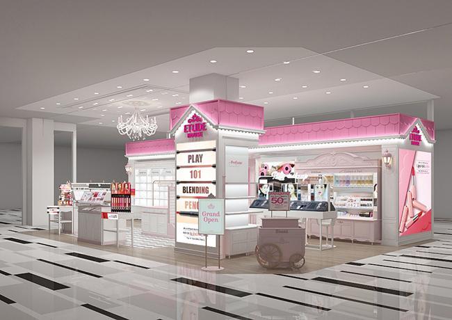 「SHIBUYA 109」本店&大阪「SHIBUYA 109 ABENO店」に韓国発コスメブランド「エチュードハウス」が待望オープン!