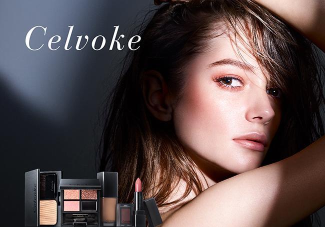 天然由来成分なのに艶やかに色づく、Celvokeのメイクアップラインが全国発売開始!