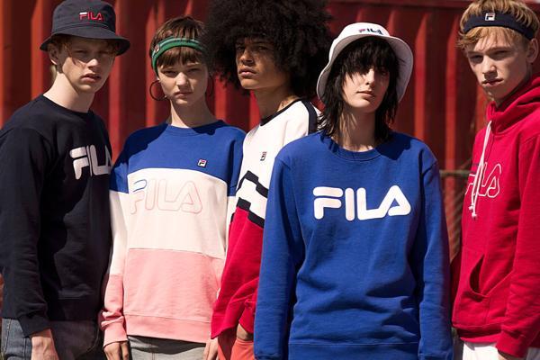 スポーツブランド「FILA」の路面店が 吉祥寺に3月25日オープン