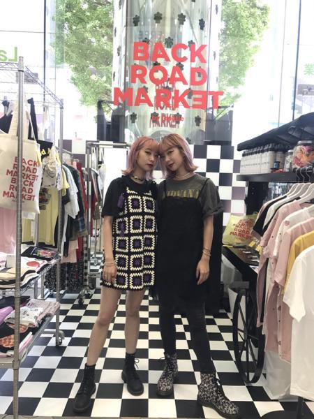 jouetieの期間限定ショップ「BACK ROAD MARKET by jouetie」がラフォーレ原宿にオープン
