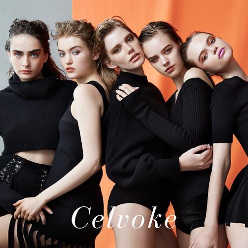 注目度大の新コスメブランド「Celvoke」が JR名古屋タカシマヤに期間限定ショップをオープン!
