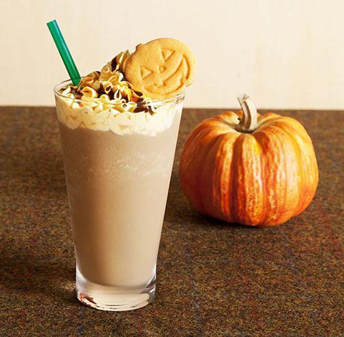 「タリーズコーヒー」からハロウィン限定 「パンプキンラテ」&「パンプキンティースワークル®」が 10月4日より新発売!