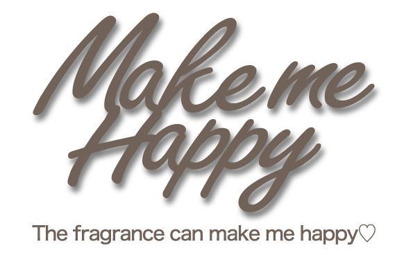 キャンメイクから、フレグランスブランド誕生! 私をハッピーにする香り、メイクミーハッピー♡