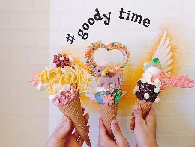 京都発! 好みのトッピングでインスタ映えNo.1!? カスタマイズアイスクリーム店「#goody Kyoto」オープン