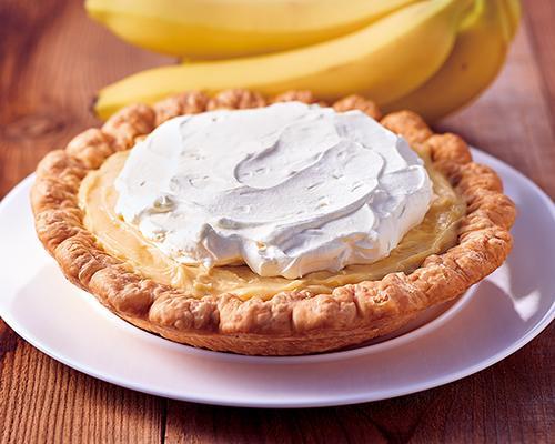 オリジナルパイ専門店「The Pie Hole L.A.」から 期間限定「バナナバタースコッチプディングパイ」登場!