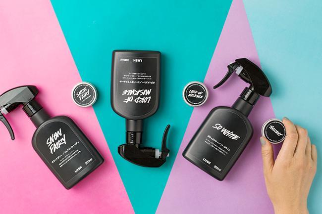 LUSHのオンライン限定LUSH KITCHENが進化! 「Exclusives」として、人気の香りの特別なアイテム ...